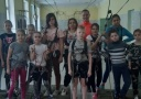 юные туристы Православной гимназии
