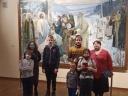 выставка одной картины «Святая Русь»